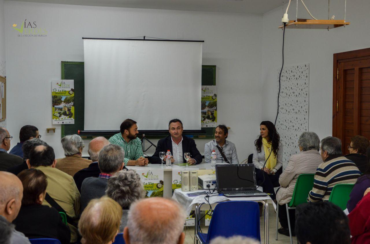 I Encuentro de Vías Verdes de la provincia de Jaén